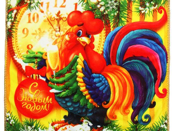 «Приручаем» Огненного Петуха, или Как можно украсить дом к празднику | Ярмарка Мастеров - ручная работа, handmade