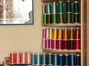 49 оттенков..... Нитки, нитки, нитки !!!. Ярмарка Мастеров - ручная работа, handmade.