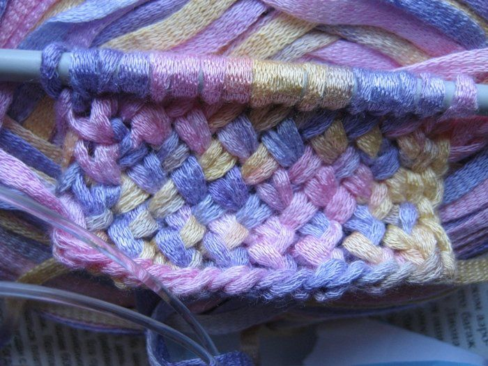 виды фантазийной пряжи выбираем подходящий материал для вязания