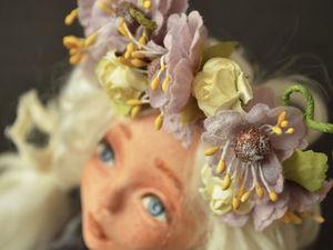 Новая кукла Сольвейг. Ярмарка Мастеров - ручная работа, handmade.