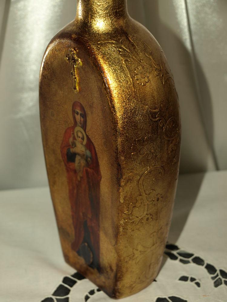 бутылочка, пресвятая богородица