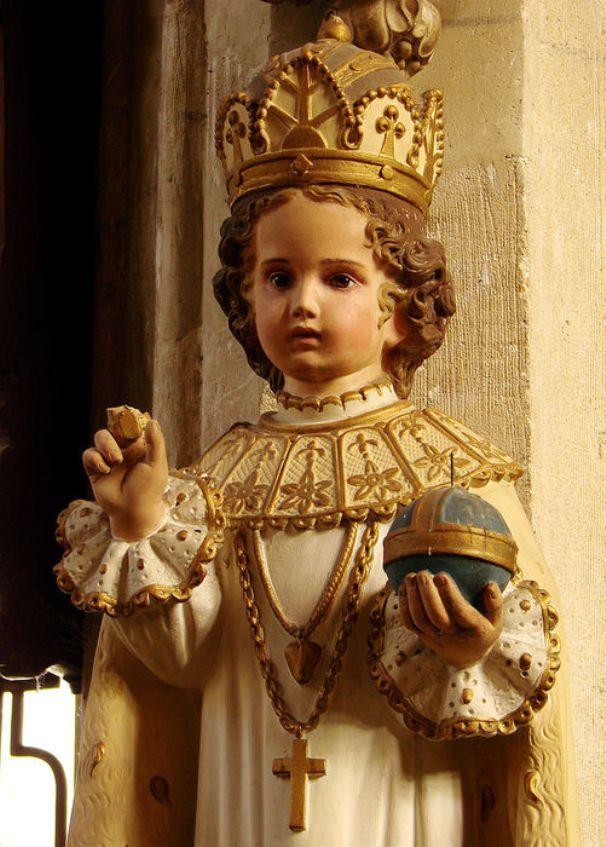 иисус-младенец