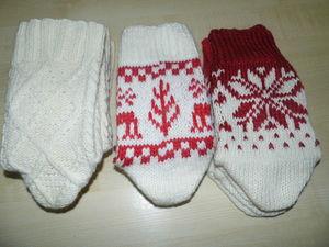 Фотоотчет носки женские. Ярмарка Мастеров - ручная работа, handmade.