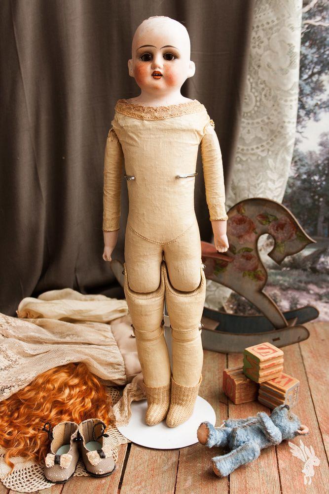 мишка для куклы