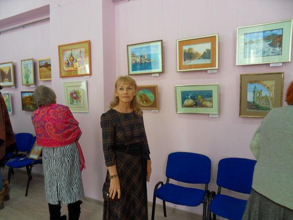 Выставка Арт-студии