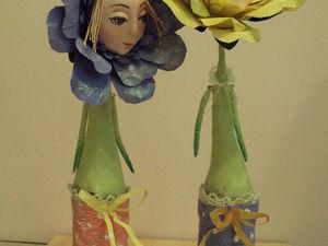 Цветочки. Ярмарка Мастеров - ручная работа, handmade.