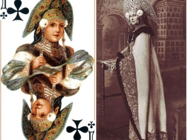 Русский исторический костюм в лицах | Ярмарка Мастеров - ручная работа, handmade
