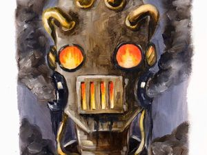Творческий ежедневник. День 18. Этюд «Огонь внутри». Ярмарка Мастеров - ручная работа, handmade.