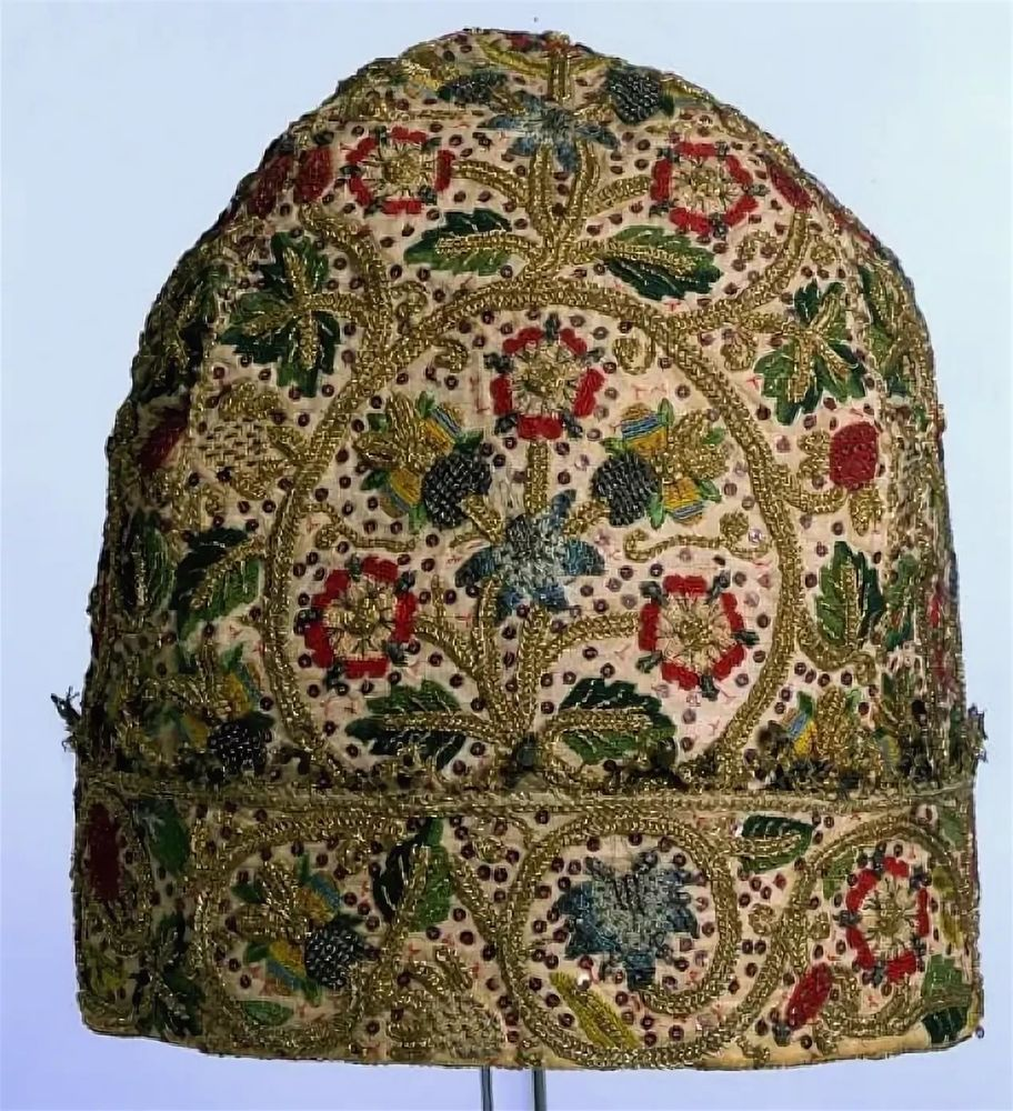 Набор для вышивки Alison Cole «17th Century Gentleman's Cap»