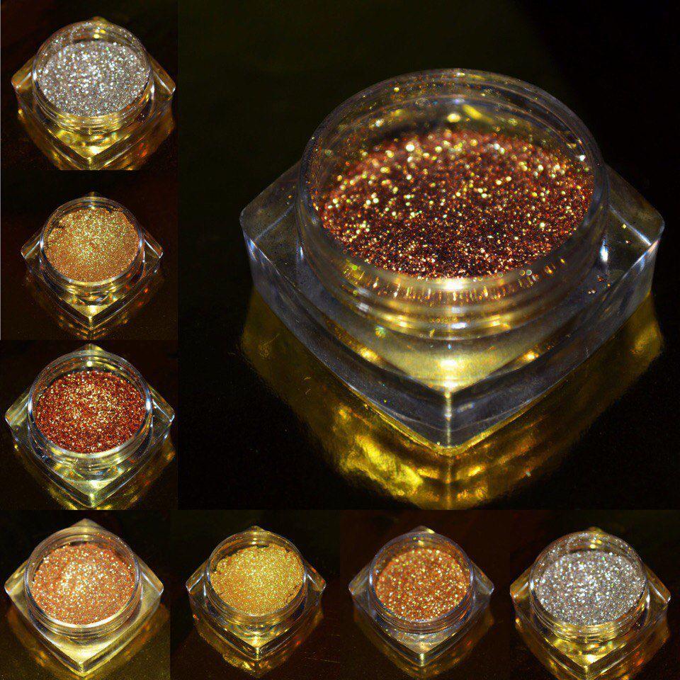 пигменты, золото, золотая коллекция