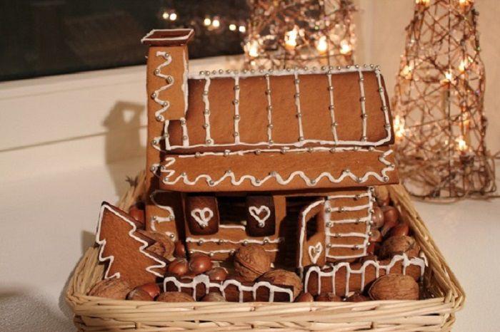 рождественское печенье, норвегия, fetastyle