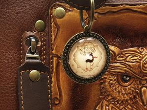 Сумочка с совой для Евгении:) Художественное тиснение по коже. Ярмарка Мастеров - ручная работа, handmade.