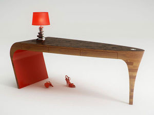 Stiletto Desk — женственный стол от студии Splinter Works | Ярмарка Мастеров - ручная работа, handmade