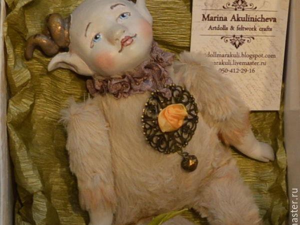 Мои миниатюрные куклы. Злоторог   Ярмарка Мастеров - ручная работа, handmade