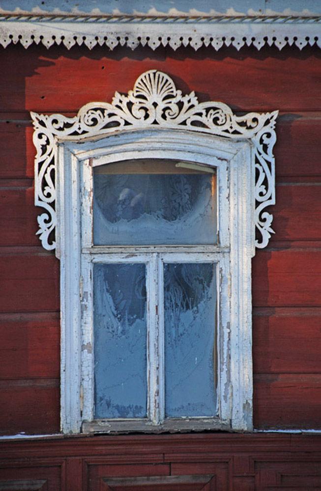 окна, старина
