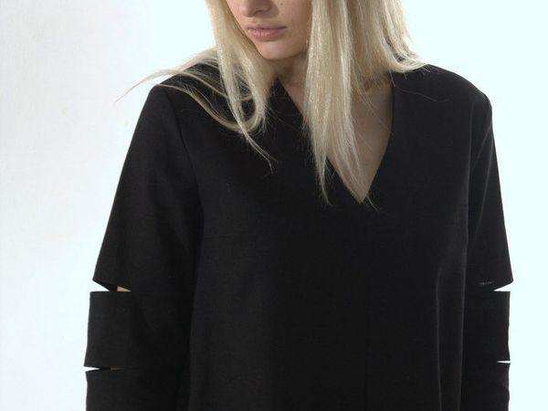 Чёрное платье: для каких случаев какое? | Ярмарка Мастеров - ручная работа, handmade