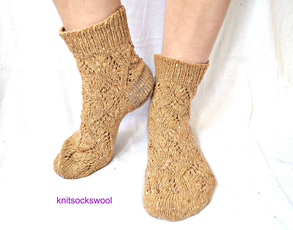 носки вязаные, шерстяные носки, спортивные носки