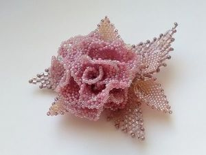 ГРЭЙС новая роза (видео) в магазине. Ярмарка Мастеров - ручная работа, handmade.