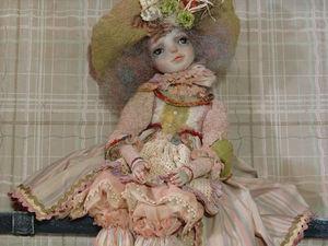 Куклы из галереи. Ярмарка Мастеров - ручная работа, handmade.