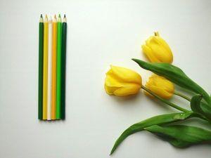 С 8 марта!. Ярмарка Мастеров - ручная работа, handmade.