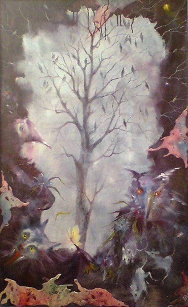 выставка, вернисаж, живопись
