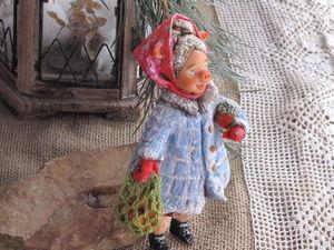 Именно зима — пора надежды. Ярмарка Мастеров - ручная работа, handmade.