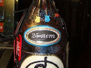 Юбилейная бутылка   Ярмарка Мастеров - ручная работа, handmade