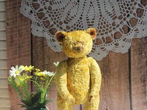 Новый медведь, тедди мишка. Ярмарка Мастеров - ручная работа, handmade.