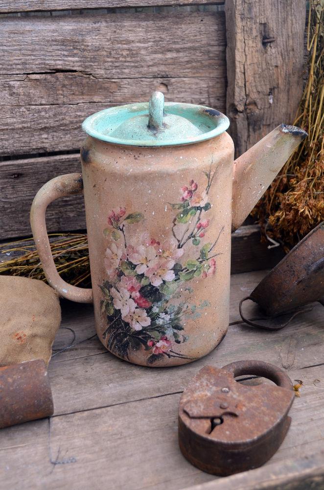 чайник, воспоминание