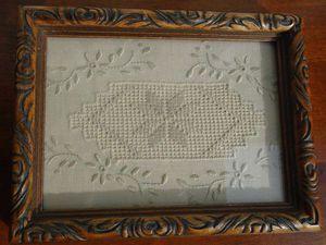 Оформленное кружево | Ярмарка Мастеров - ручная работа, handmade