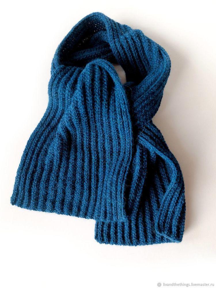 новинка, мужской шарф, подарок на 23 февраля
