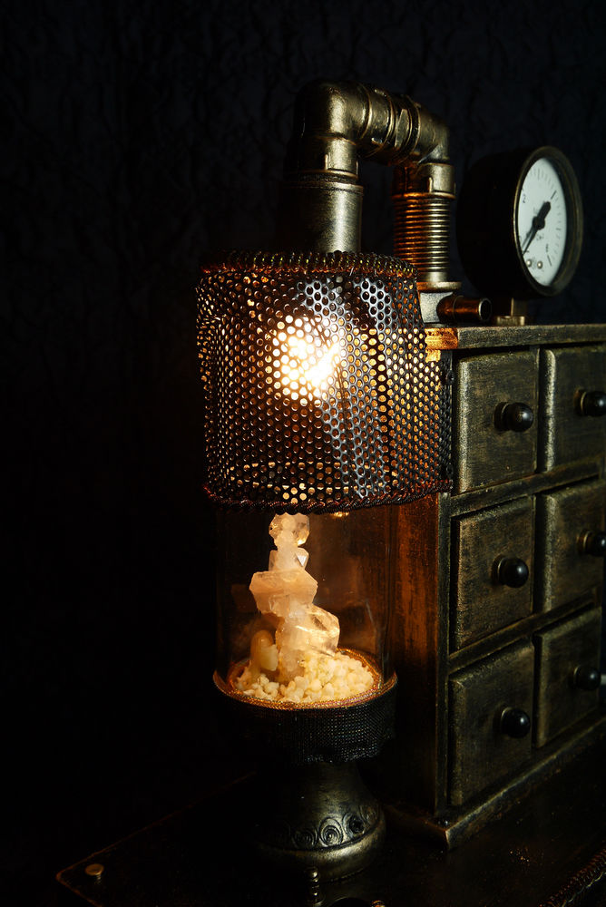 НЕбисерная лавка чудес: настольная лампа