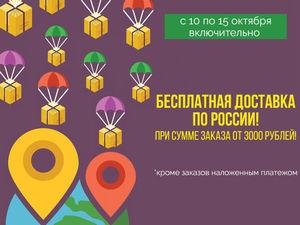 Бесплатная доставка по всей России. Ярмарка Мастеров - ручная работа, handmade.