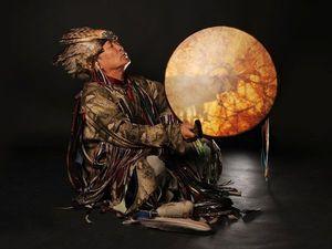 Сибирские шаманы и ловец снов. Ярмарка Мастеров - ручная работа, handmade.