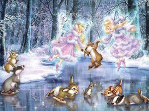 Вот и декабрь! Сказочной всем зимы!. Ярмарка Мастеров - ручная работа, handmade.