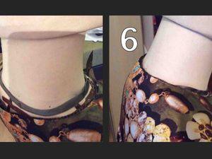 Подготовка горловины изделия перед втачиванием воротника. Ярмарка Мастеров - ручная работа, handmade.