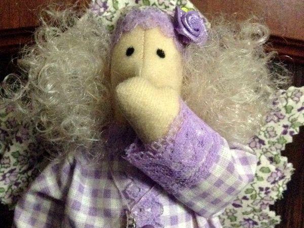Волшебный Ангел Сплюшечкин. Нежный, домашний. | Ярмарка Мастеров - ручная работа, handmade