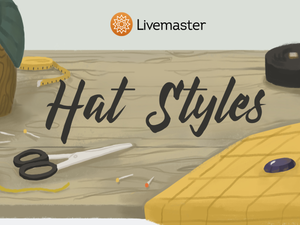 Hat Styles Guide from Livemaster. Livemaster - handmade