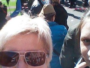 """Акция в Петербурге-""""Бессмертный полк-2018"""". Ярмарка Мастеров - ручная работа, handmade."""