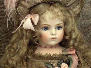 Прекрасные винтажные куклы и их коллекционные наряды: 32 вдохновляющих фото. Ярмарка Мастеров - ручная работа, handmade.