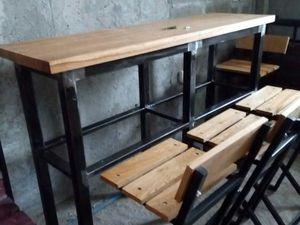 Лофт. Столы из дуба. Столы в стиле лофт. | Ярмарка Мастеров - ручная работа, handmade