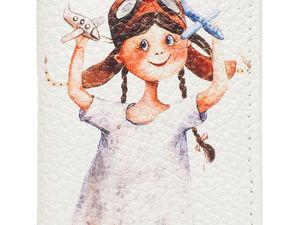 """Принт """"Лётчица"""" Марии Ступак. Ярмарка Мастеров - ручная работа, handmade."""