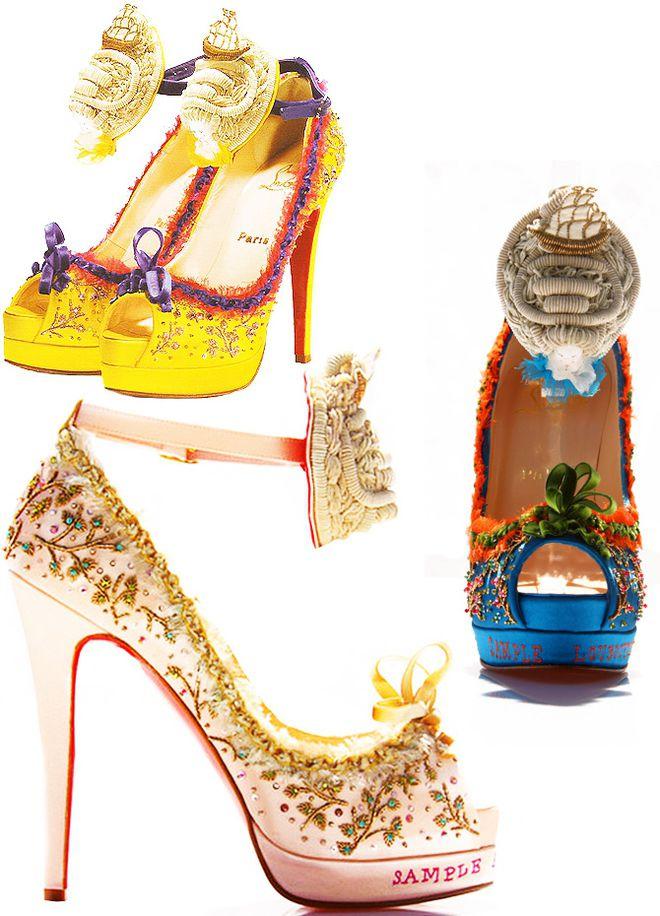 модные тенденции, барокко