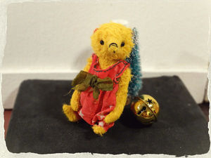 Мишка 1000 руб. Ярмарка Мастеров - ручная работа, handmade.