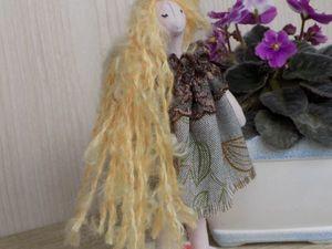 Мои куколки на новеньких оригинальных подставочках!. Ярмарка Мастеров - ручная работа, handmade.