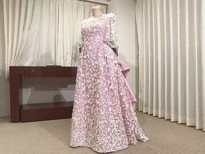 Вечернее платье бывшей принцессы Аяко. Ярмарка Мастеров - ручная работа, handmade.
