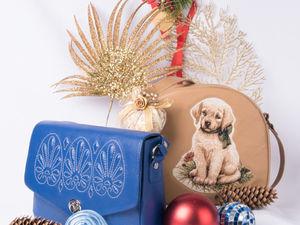 Новогодняя распродажа сумок!. Ярмарка Мастеров - ручная работа, handmade.