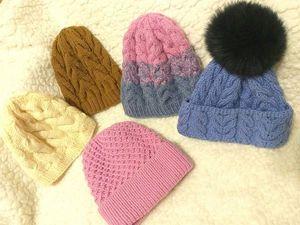 Распродажа шапок. Ярмарка Мастеров - ручная работа, handmade.
