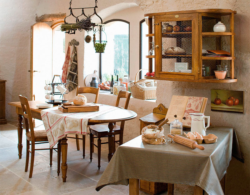 Such a Cozy and Homey Country Style: Its Types and Ideas for Inspiration, фото № 35