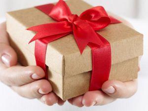 Доставка в Подарок! | Ярмарка Мастеров - ручная работа, handmade